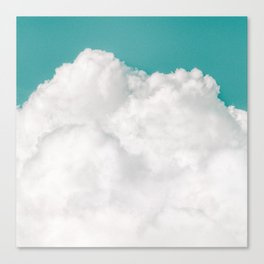 Dreaming Of Mountains Canvas Print