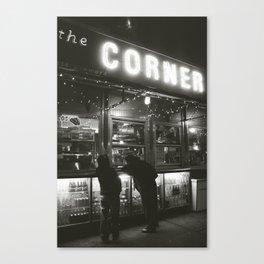 La Esquina, New York City Canvas Print