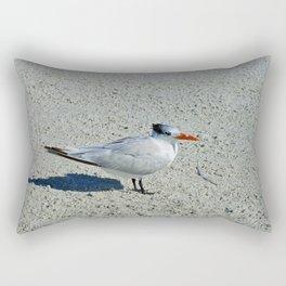 Stay Awhile Rectangular Pillow