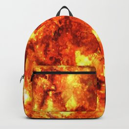 FIRE STORM. Backpack