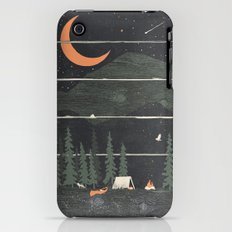 Wish I Was Camping... iPhone (3g, 3gs) Slim Case