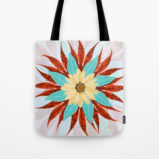 Botany Star Tote Bag