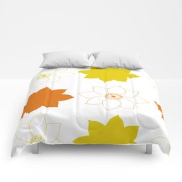 Flor Pxrn Comforters