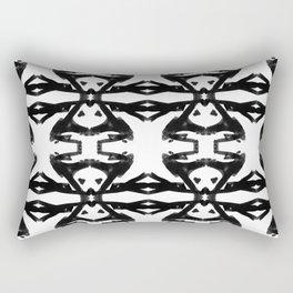 b pattern1 Rectangular Pillow