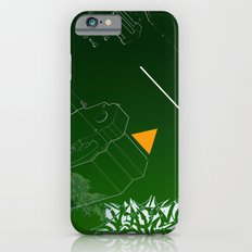 Green Wave Slim Case iPhone 6s