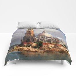 HyBrasil Comforters