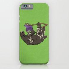 Reading Sloth iPhone 6s Slim Case