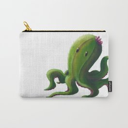 Cactopus Carry-All Pouch