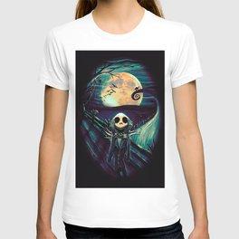 The Scream Before Christmas T-shirt
