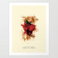 Across The Universe Art Print