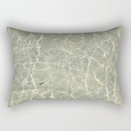 Toes In The Sand Rectangular Pillow