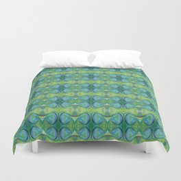 The Birth of Earth  Duvet Cover