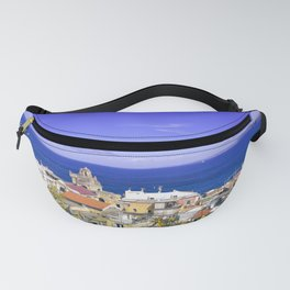 The Pearl Of The Mediterranean Sea Fanny Pack