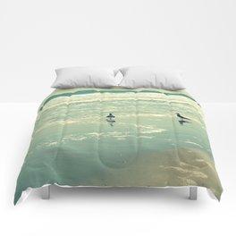 Glistening Sea Comforters