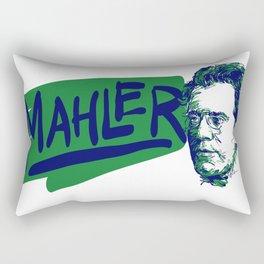 Gustav Mahler Rectangular Pillow