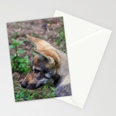 Canis Lupus Lupus Stationery Cards