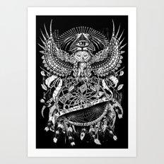 Dream Quest Art Print