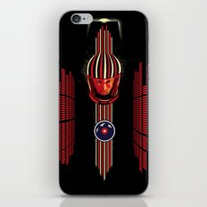 2001 Space Man iPhone & iPod Skin
