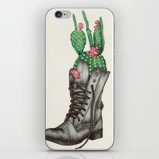 Shoe Bouquet II iPhone & iPod Skin