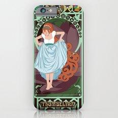 Thumbelina Nouveau - Thumbelina iPhone 6s Slim Case