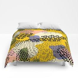 Piña Colada Comforters