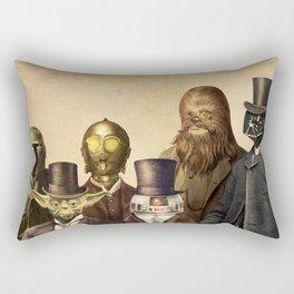 Victorian Wars (square format) Rectangular Pillow
