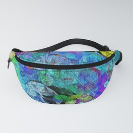 Circus Color Fanny Pack