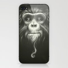 Prisoner (Original) iPhone & iPod Skin