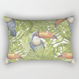 Toucan Rectangular Pillow