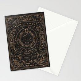 Memento Mori - Prepare to Party Stationery Cards