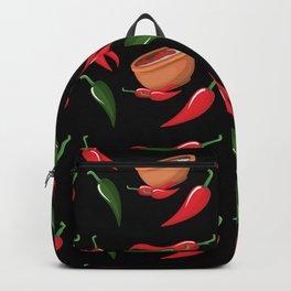 Catch a Chili Pepper Backpack