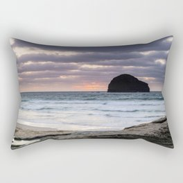 Really Rugged Coast II Rectangular Pillow