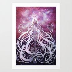 Andromeda 6 Art Print