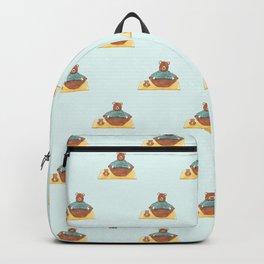 Yoga Bears Backpack