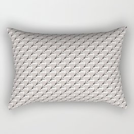 Rabbit Rabbit Original Illustration Rectangular Pillow