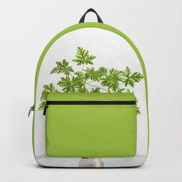 Pelargonium citrosum plant Backpack