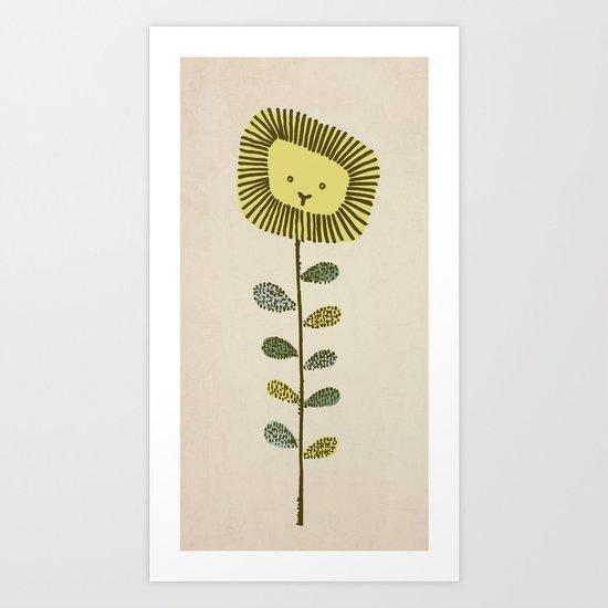 Dandy Art Print