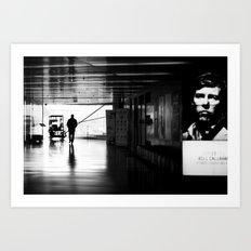 Casa da Musica Art Print