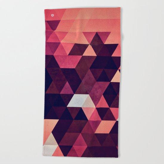 scyyr Beach Towel
