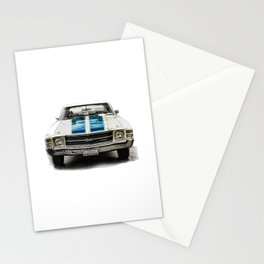 CLASSIC CAR LOVE Stationery Cards