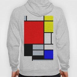 Mondrian Hoody