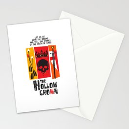 The Hollow Crown (Color Variant 2) Stationery Cards