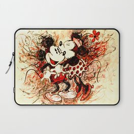 Mickey and Minnie mouse Laptop Sleeve