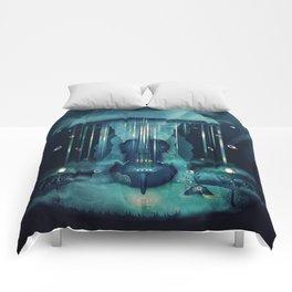 East Wind Comforters