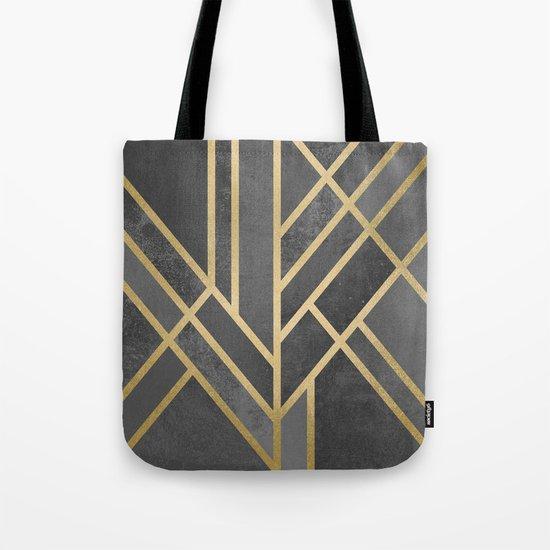 Art Deco Geometry 1 Tote Bag