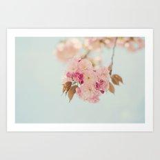 Sweet Like Spring Art Print