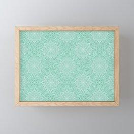 Mandala 52 Framed Mini Art Print