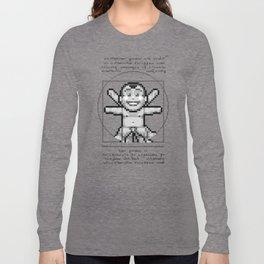 LEO (front) Long Sleeve T-shirt