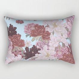 Pastel Garden Rectangular Pillow