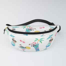 Summer cocktails Fanny Pack